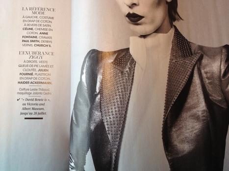 Madame Figaro - veste Julien Fournié   FashionLab   Scoop.it