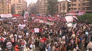 Egypt protesters return to Tahrir Square to protest military 'dictatorship' | Another World Now! | Scoop.it