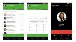 Hangouts permet désormais de passer des appels téléphoniques - Les Outils Google | Going social | Scoop.it