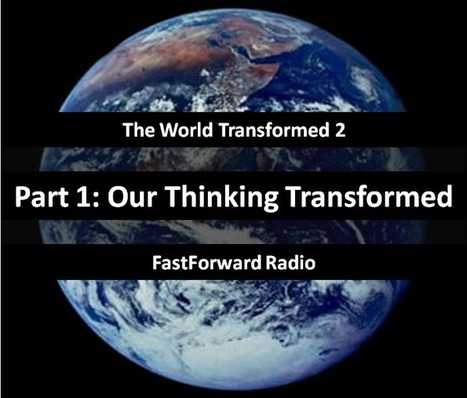Our Thinking Transformed » The World Transformed | Interviews with David Brin: Video and Audio | Scoop.it