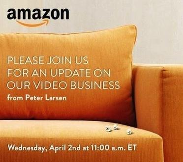 Amazon Launching Video Box Next Week | Digital-News on Scoop.it today | Scoop.it