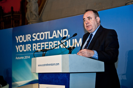 Referendum should not be bought and sold for English gold, says Salmond | YES for an Independent Scotland | Scoop.it