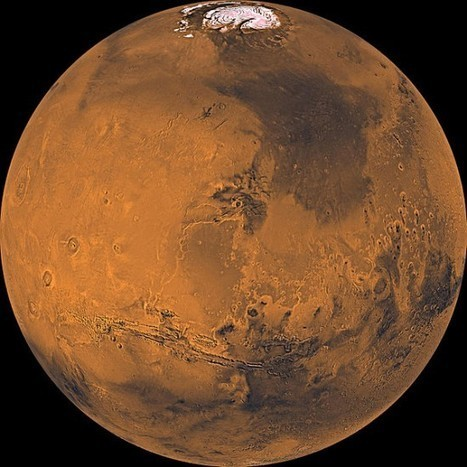 Are We All Martians?   Astronomy   Scoop.it