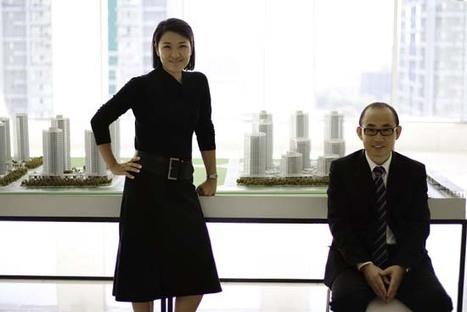 Le couple mythique de SOHO China, symbole de l'immobilier chinois - Marketing en Chine | Immobilier | Scoop.it