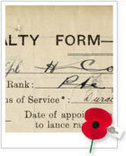 Passchendaele Casualty Forms - Archives New Zealand. Te Rua Mahara o te Kāwanatanga   World War 1 - Year 11 resources   Scoop.it