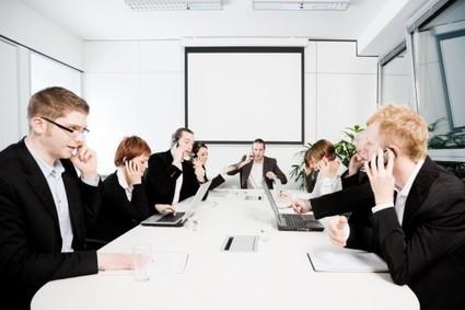 Comment baisser de 90% votre temps de réunion | Cadre et Dirigeant Magazine | E-Mind : Matérialise vos idées | Scoop.it