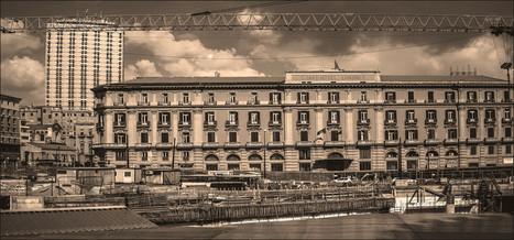 Napoli: l'ex Hotel de Londres diventerà Museo della Pace   social innovation italy   Scoop.it