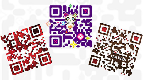 Building a Better QR Code | Tech Startups Develop Alternatives ... But Will People Know They're There? | Adweek | A 360° Perspective of Communications, Strategy, Technology and Advertising | Scoop.it