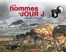 Les Hommes du jour J d'Isabelle Bournier et Philippe Jarbinet | Club lecture collège JJR | Scoop.it