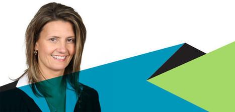 Kristin Christensen: Shaping Change Through Leadership   GeoSpatial Solutions   Scoop.it