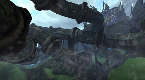 LEA 6 - Kazuhiro Aridian - Second Life - Echt Virtuell | Second Life Destinations | Scoop.it