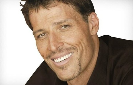 Tony Robbins on the 7 'Forces' of Business Mastery | StartUps & Technology | Scoop.it