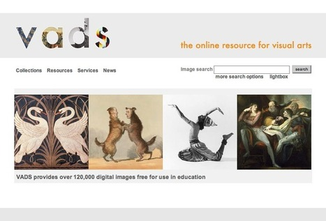 VADS: free art and design images for education | Didactics and Technology in Education | Scoop.it