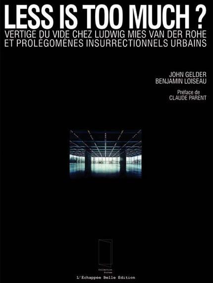 l'échappée belle édition .:. Benjamin Loiseau, Less is more | Minimalisme | Scoop.it