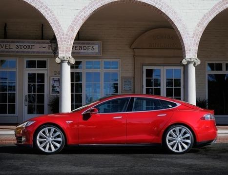 Report: Tesla's gigafactory could get $1B from ...   Énergies renouvelables   Scoop.it