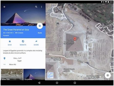 Google Maps : une mise à jour numérotée 9.1 très touristique | ALBERTO CORRERA - QUADRI E DIRIGENTI TURISMO IN ITALIA | Scoop.it