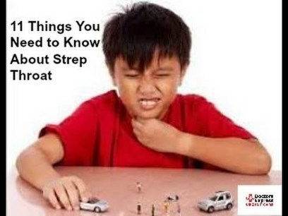 11 Things You Need to Know About Strep Throat: Doctors Express Urgent Care White Plains - YouTube | Better Health Westchester | Scoop.it