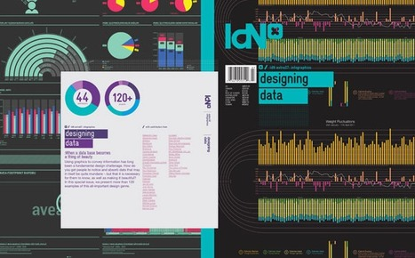 "IdN Extra 07 ""Infographics — Designing Data"" 
