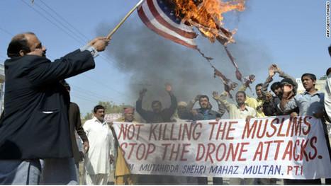 Drone strikes kill, maim and traumatize too many civilians, U.S. study says | War & Peace: America's hidden agendas | Scoop.it