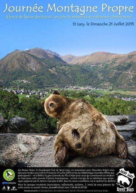 Journée Montagne Propre à Saint-Lary le 21 juillet   Vallée d'Aure - Pyrénées   Scoop.it