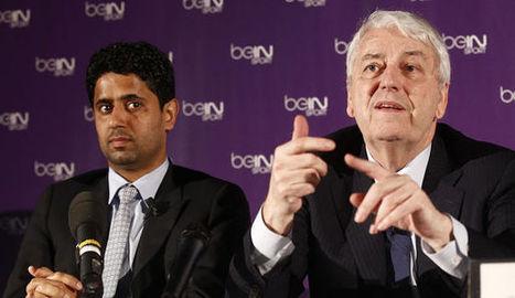 """Canal+ dénonce le """"conflit d'intérêts"""" de BeIN Sport - L'Express   News Rugby   Scoop.it"""