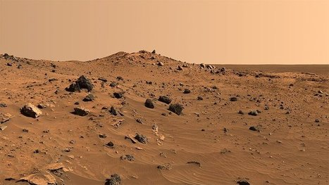 Find out what did the scientists from NASA discovered on Mars? | Technological Sparks | Scoop.it