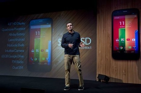 After Big Bet, Google Is to Sell Motorola Unit - NYTimes.com   Digital Love   Scoop.it