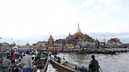 The Burmese Boat Festival That Puts Macy's Thanksgiving Day Parade to Shame | Creating long lasting friendships through adventure travel | Scoop.it