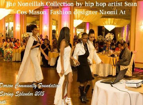 Noneillah's Jewelry and Accessories : The Noneillah Collection Showcased their Clothing Line at Dorson Community Foundation Spring Splendor 2015 Charity Fundraiser Fashion Show Event | Noneillah's Fashion News, Events and Celebs Music | Scoop.it