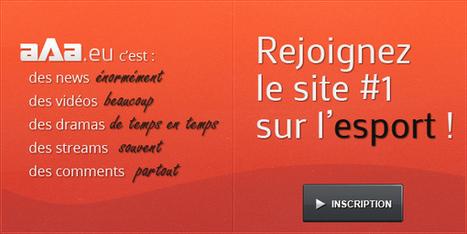La fête des jeux vidéo - Team-aAa.com | Masters Français du Jeu Vidéo | Scoop.it