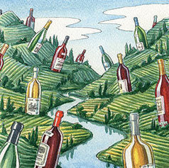 Napa is the most valuable wine name outside Europe | Vitabella Wine Daily Gossip | Scoop.it