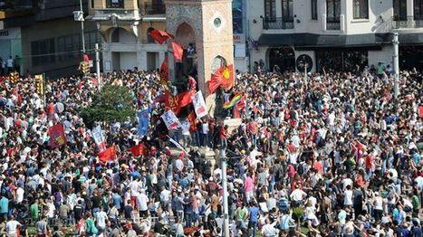 Turkse betogers eisen dat regering-Erdogan opstapt (Week 22) | MIP | Scoop.it