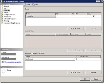 Getting Started with SQL Server 2014 In-Memory OLTP | SQL Server | Scoop.it