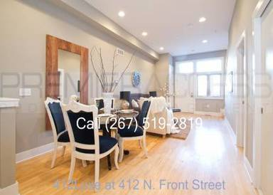 TWO UNITS NOW AVAILABLE at 412 Front Street Philadelphia   Luxury Townhomes and Apartments  for rent Philadelphia   Scoop.it