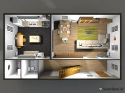 Software, Sweet Home 3D disponi il tuo arredamento su di una piantina 2D, con un anteprima 3D | Question tech news on Scoop.it | Scoop.it