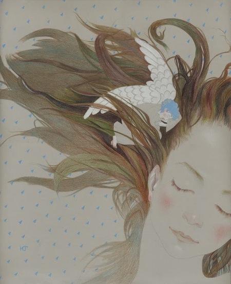 Katherine Goncharova - Ekaterina Yurevna Goncharova   Art and education   Scoop.it