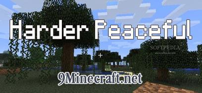 Harder Peaceful Mod 1.7.2   Minecraft 1.7.2 Mods   Scoop.it