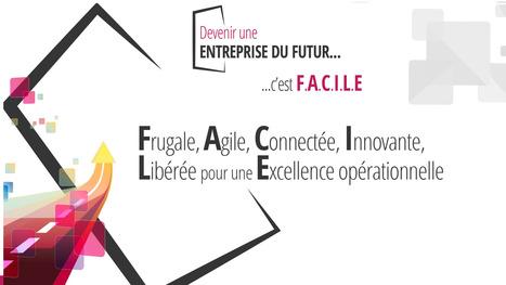 V.I.C.I : Une entreprise Visionnaire + Innovante + Collaborative = une entreprise Intelligente .   Le Mag Visiativ   Scoop.it