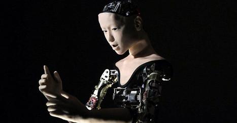 Voici Alter, un humanoïde capable de se mouvoir sans aucune programmation ! | Une nouvelle civilisation de Robots | Scoop.it