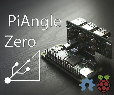Build a PiAngle! Raspberry Pi Zero USB Hub | Raspberry Pi | Scoop.it