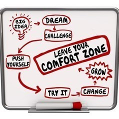 Josh Stumpenhorst: 5 ways to leave your comfort zone | Instructional Strategies and Learning Resources | Scoop.it