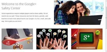 Denis Labelle - New Google+ Users: Google+ Safety Center   GooglePlus Expertise   Scoop.it