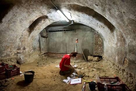 Les Découvertes Archéologiques: Paris: une exposition sur les 200 squelettes découverts en début d'année | Merveilles - Marvels | Scoop.it