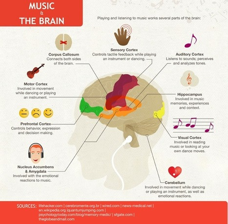15 Studied Effects of Classical Music on Your Brain | Inclusive Education | Scoop.it