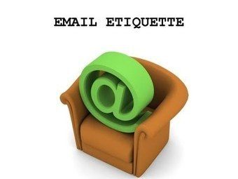 Let's unveil the importance of business email etiquette   SKILLDOM For E-Learning   Scoop.it