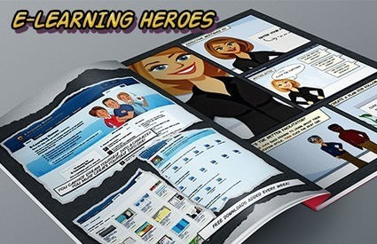 Design a Comic Book Theme for Your E-Learning Course   Diseño Instruccional   Scoop.it