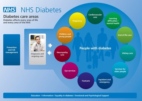 NHS Diabetes care areas | #gbdoc - the news! | Scoop.it