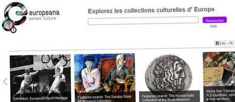 Europeana libère toutes ses données - Le Point | Music & Metadata - un enjeu de diversité culturelle | Scoop.it