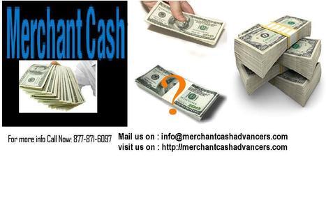 Five Reasons to Consider a Merchant Cash Advance | Merchant Cash Advance | Scoop.it