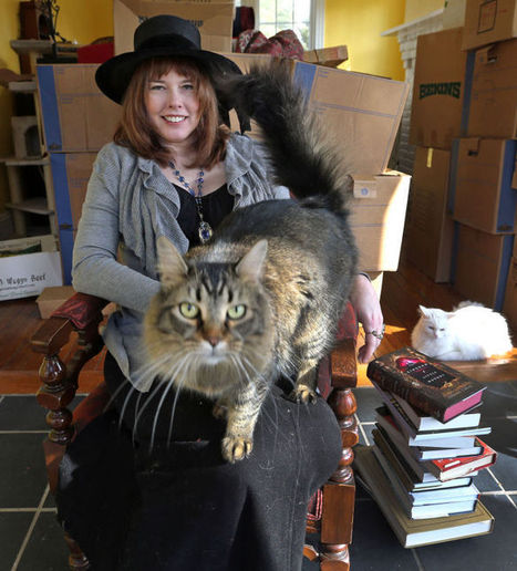 Books: Two local authors win awards for young-adult books - Richmond Times Dispatch | Book Flood | Scoop.it